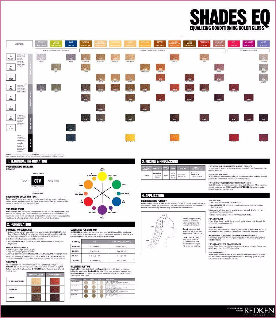 Redken Shades Eq Toner Formulas Redken Shades Eq Toner Formulas Redken Shades Eq Toner Formulas Eq Sha In 2020 Redken Shades Shades Eq Color Chart Redken Shades Eq