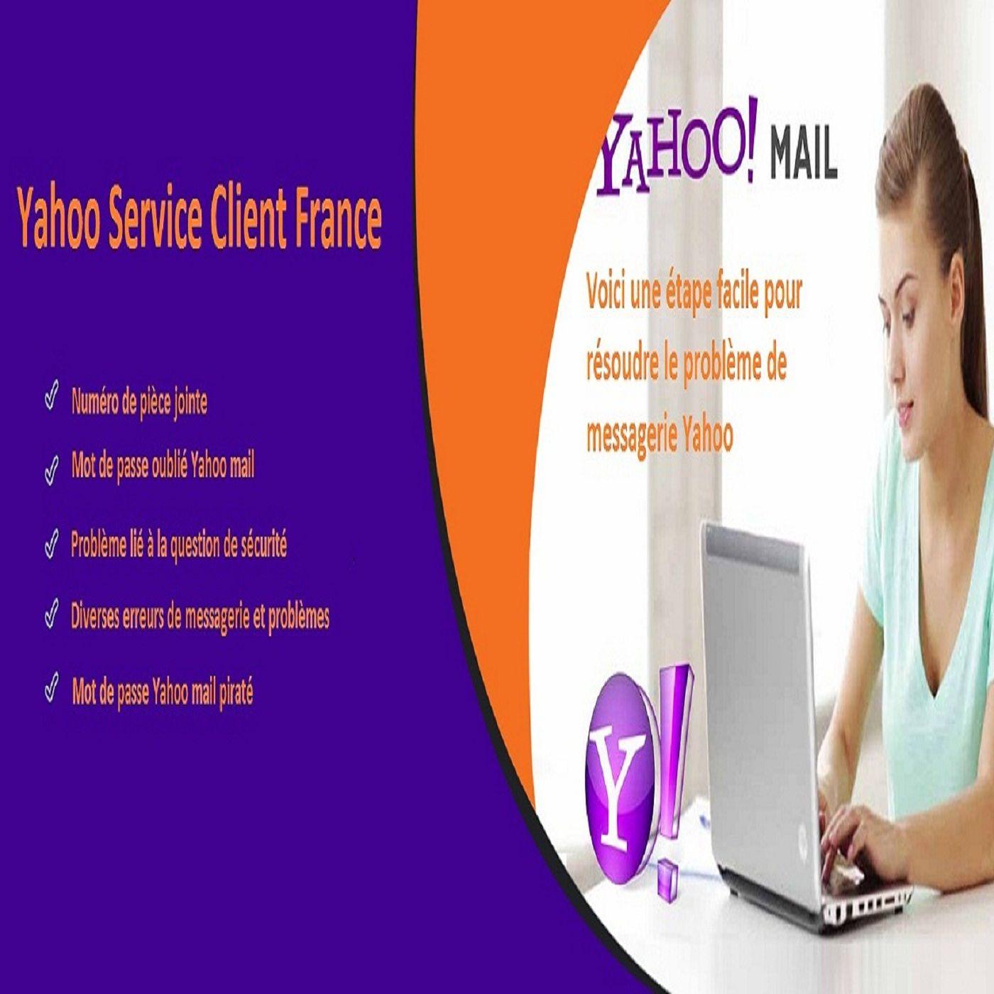 Utilisez notre numéro gratuit du Service client Yahoo