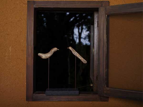 2016-流木の鳥ー8  ★  #流木の鳥 #流木オブジェ #流木 #流木アート #屋久島アート #インテリア #Driftwood Art #Interior