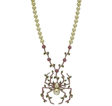 Heidi Daus Itsy Bitsy Sparkler Necklace