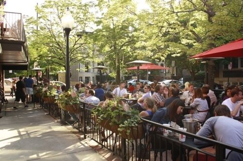 Ranalliu0027s Outdoor Patio Dining In Chicago