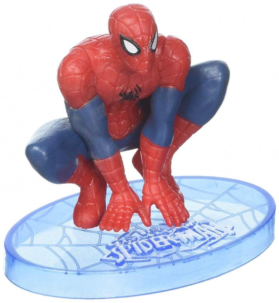 Spiderman Cake Topper Figurine Various Random Spiderman