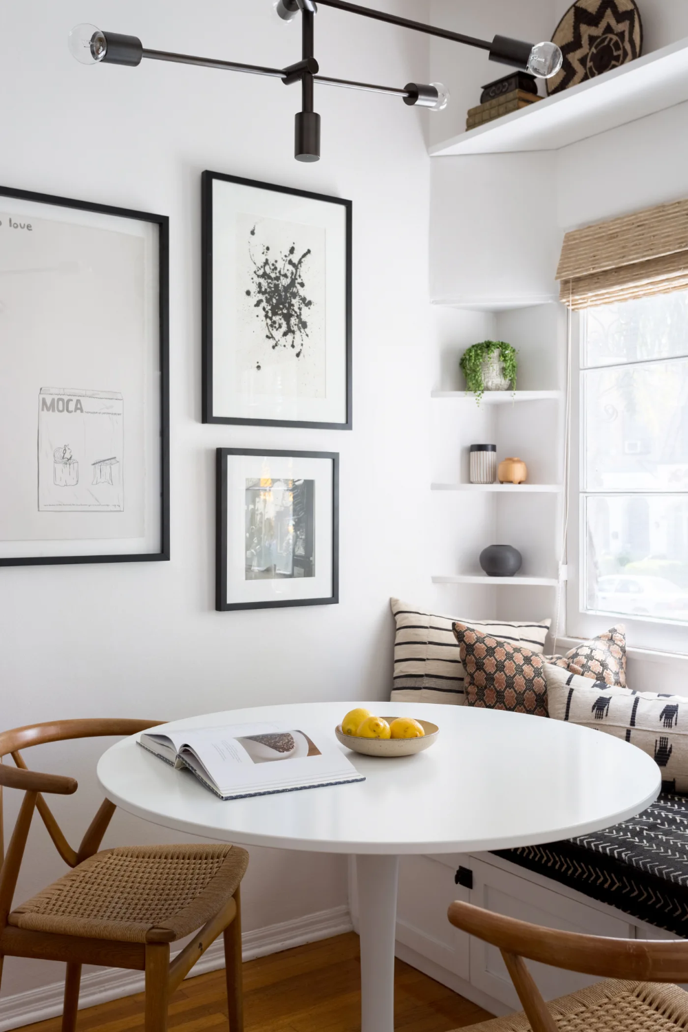 6 Tips for Creating a Cozy Breakfast Nook