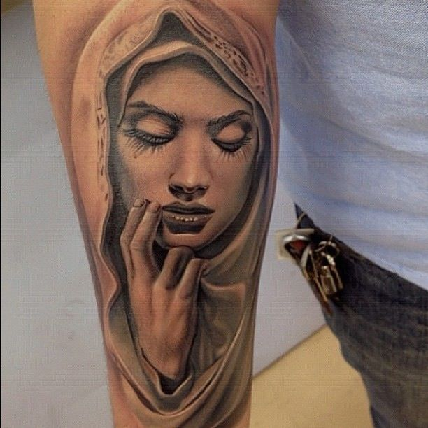 My Arm Piece Done By Rember At Cat Tattoo In Addison Tx Tatuaje Virgen Tatuaje Virgen Maria Tatuaje Religioso
