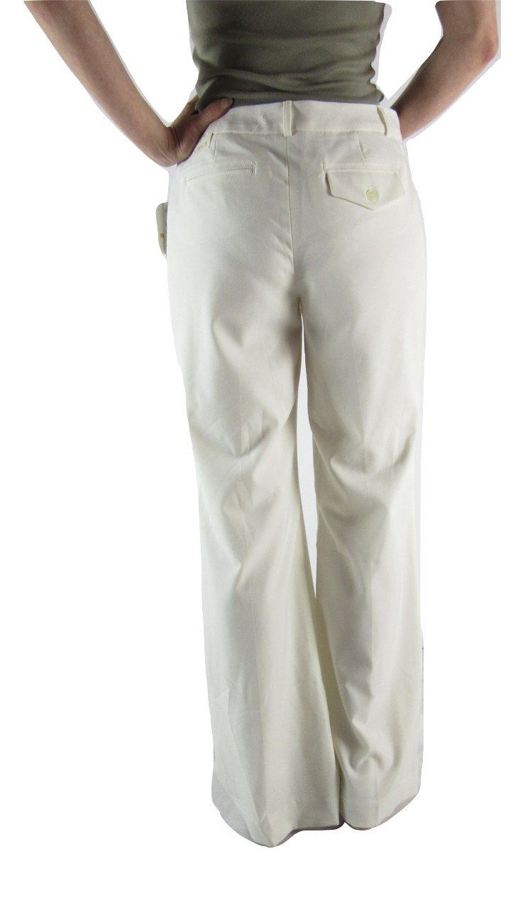 Ellen Tracy Womens Betty Wide Leg Dress Pants Ivory 2 Go To The Photo Link Even More Information This Is An Affiliate Dresspants