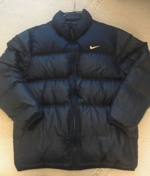 96891e789c96 FOR SALE  NIKE Duck Down Mens Puffa two sided Jacket size XL ...