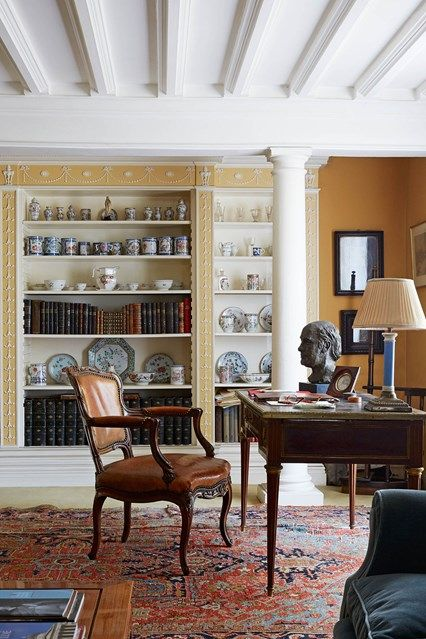 Bradwell Lodge Bookcases