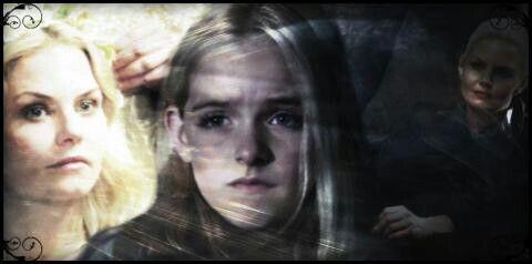 Emma in 3 incarnations