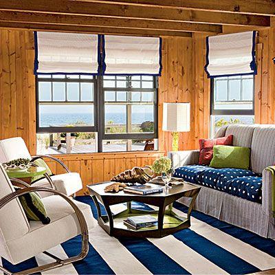 20 Genius Nautical Decorating Ideas Beach Living Room Coastal