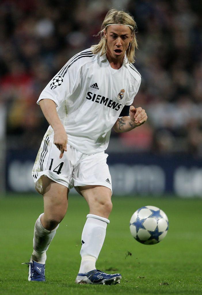 23c2243e0 Jose Maria Gutiérrez  Guti  of Madrid in action during the UEFA Champions  League Round