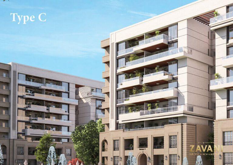 مشروع زافانى العاصمة الادارية الجديدة العاصمة الادارية الجديدة Judran Properties Building Structures Property