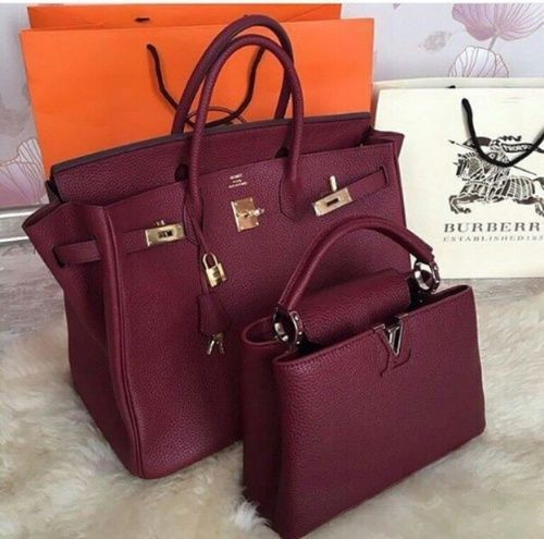 2 Fashion Handbags Style 1000 Hermes Birkin