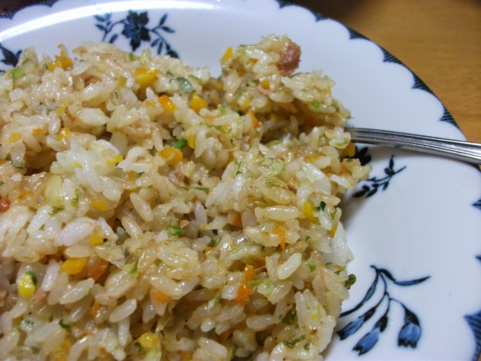 Easy tuna chahanjapanese fried rice recipe asian delights food easy tuna chahanjapanese fried rice recipe forumfinder Gallery