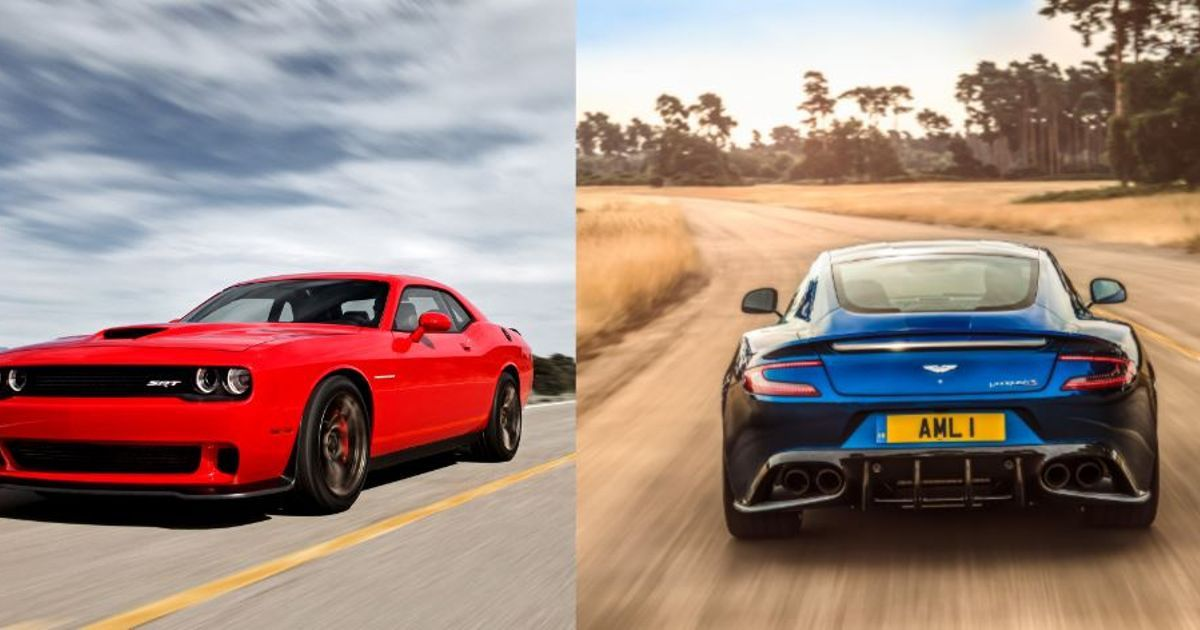 Uk Vs Usa Power Quiz Can You Pick Out The More Powerful Car Auto
