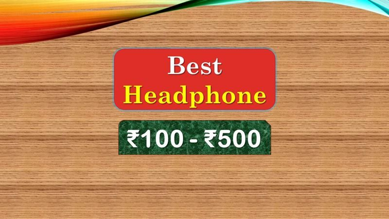 8 Top Headphones Under 500 Rupees In India 2019 Best Headphones Best Portable Bluetooth Speaker Pc Headphones