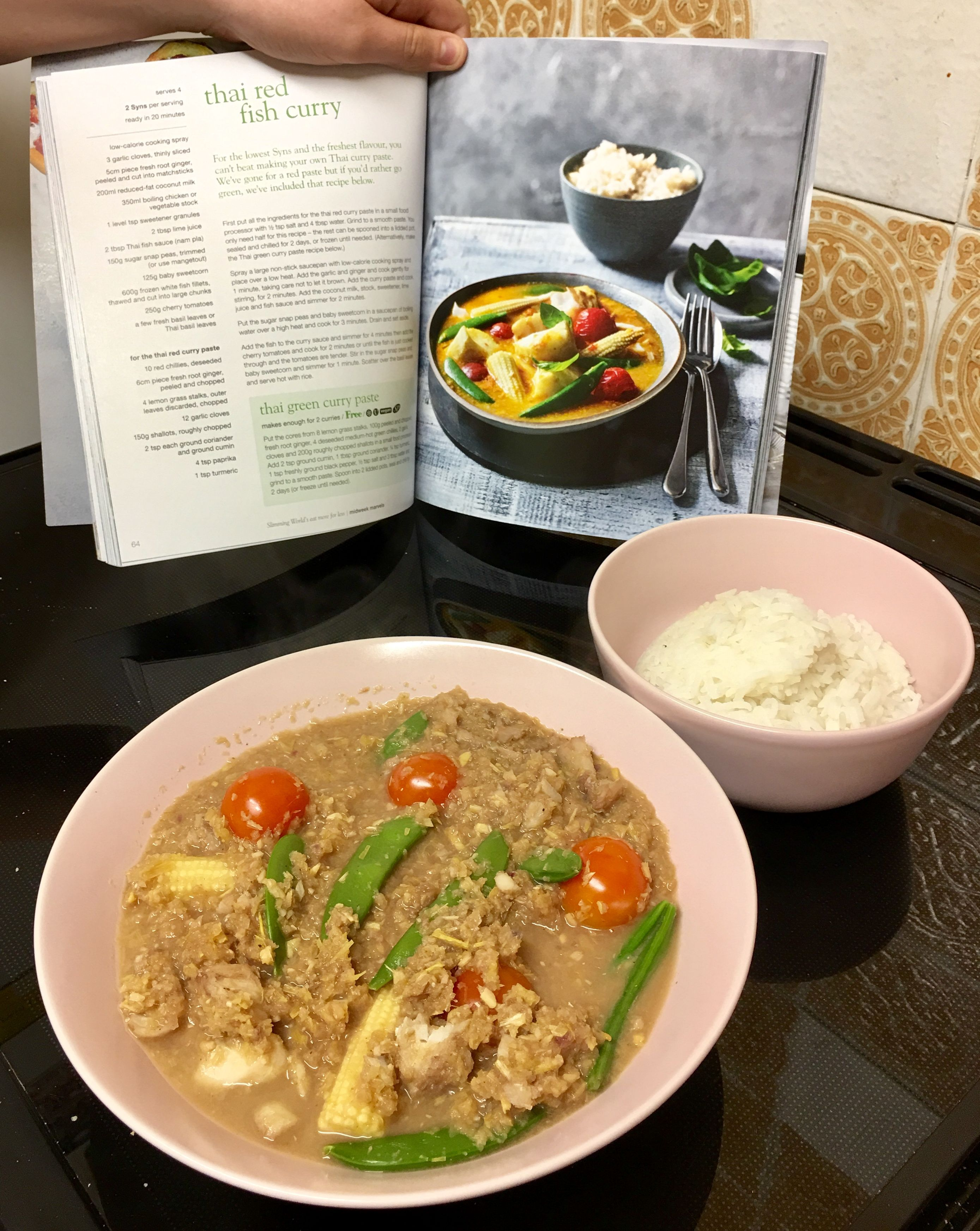 Thai Fish Curry Fish Curry Curry World Recipes