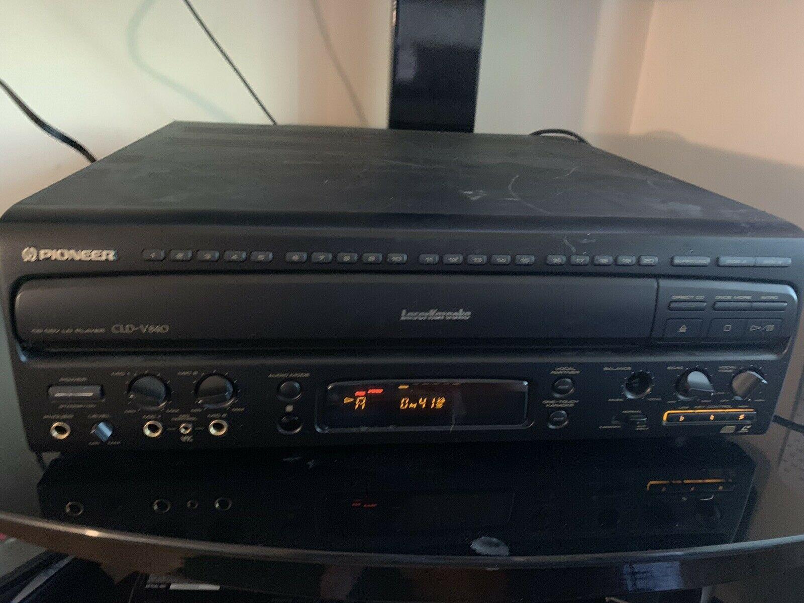 pioneer laserdisc karaoke player #Laserdisc #Discplayer #karaokeplayer