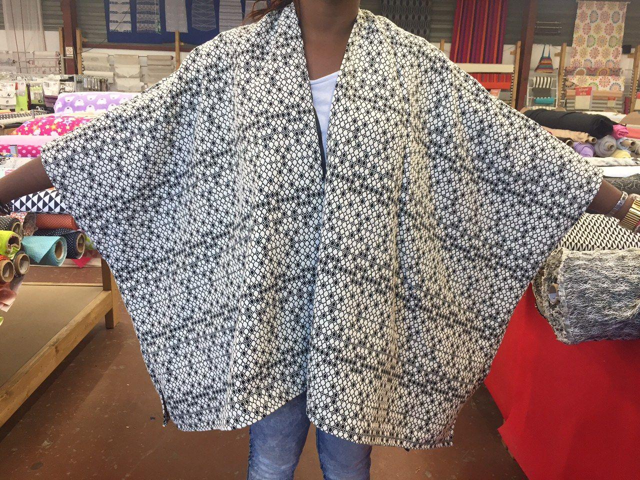 Extrem Poncho Kimono | Ponchos and Crochet DH48