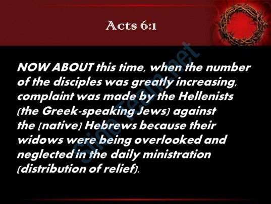0514 acts 61 the number of the disciples powerpoint church sermon Slide04http://www.slideteam.net