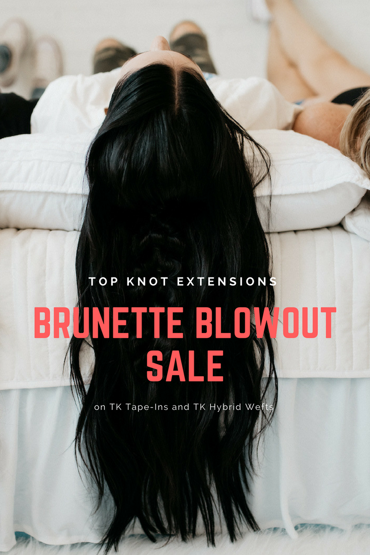 Top Knot Extensions Enhance The Beauty You Came With Never Have A