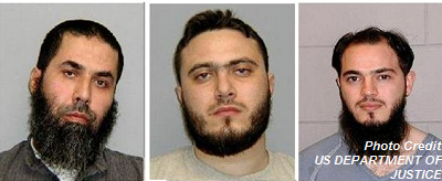 Ohio Muslim Terrorists' Convictions Affirmed By Appeals Court