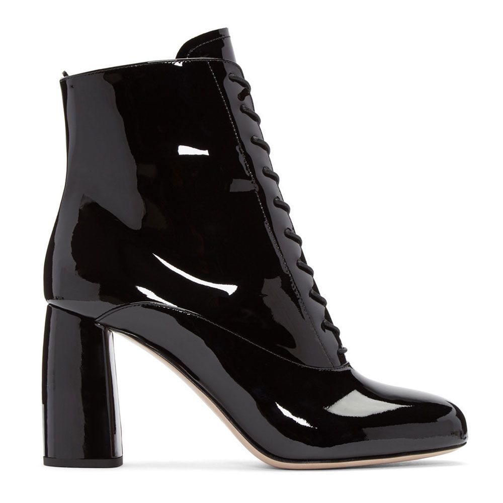 12 Shoes to Convince You to Shine in Black Patent All Season