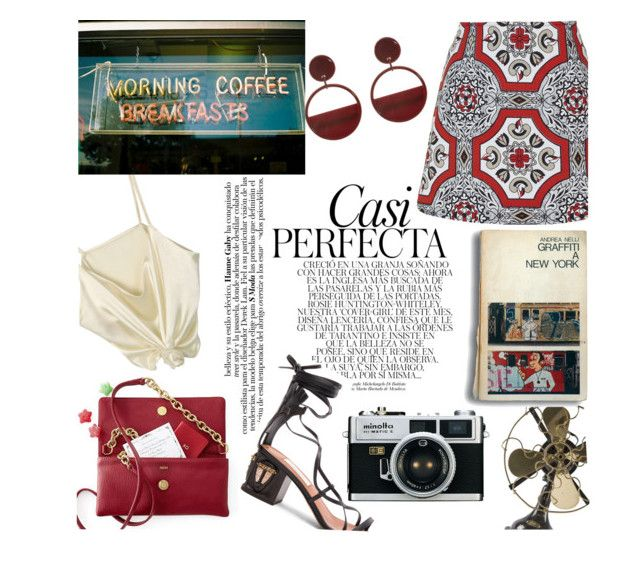 """""""Saturday Morning"""" by selin-suar ❤ liked on Polyvore featuring Whiteley, Motel, Marni, Valentino and vintage"""
