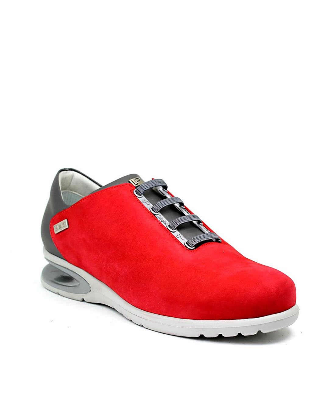 Zapatillas Callaghan Rojo 86700 Sneakers Shoes Fashion