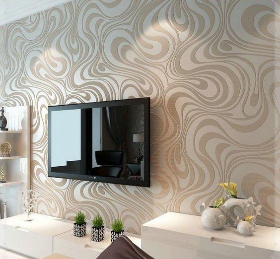 wandgestaltung im wohnzimmer 85 ideen und beispiele - Wohnzimmer Fernseher Wandgestaltung Stein