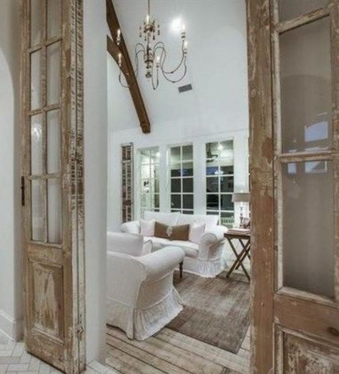 60+ European Farmhouse Decor Design_1 #EuropeanHomeDecor European
