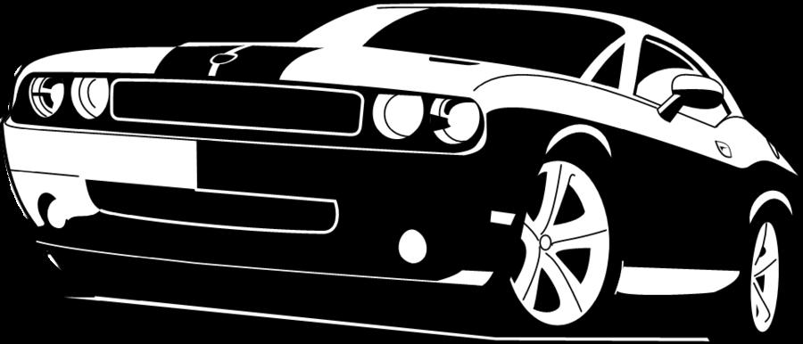 Résultat De Recherche D Images Pour Dodge Challenger Silhouette