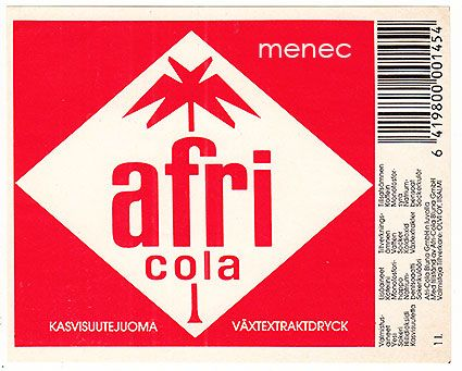 Afri Cola Coffee History Cola Good Old Times