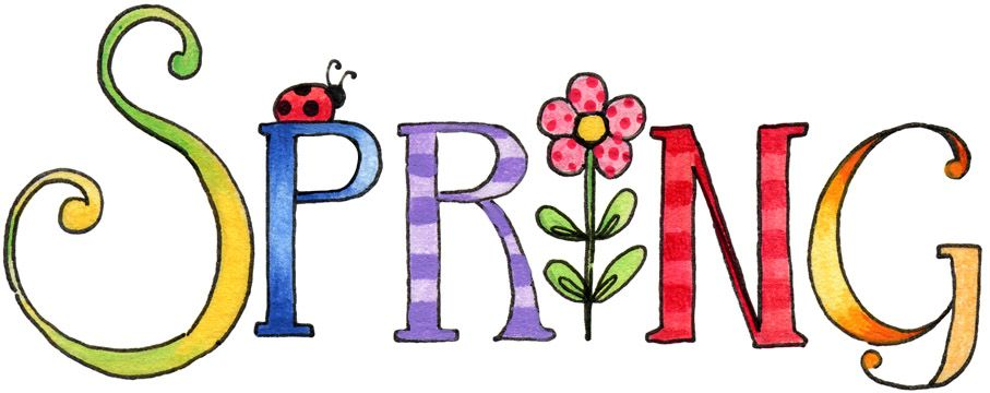 Mrs. Jackson's Class Website Blog | Spring clipart, Welcome spring, Spring