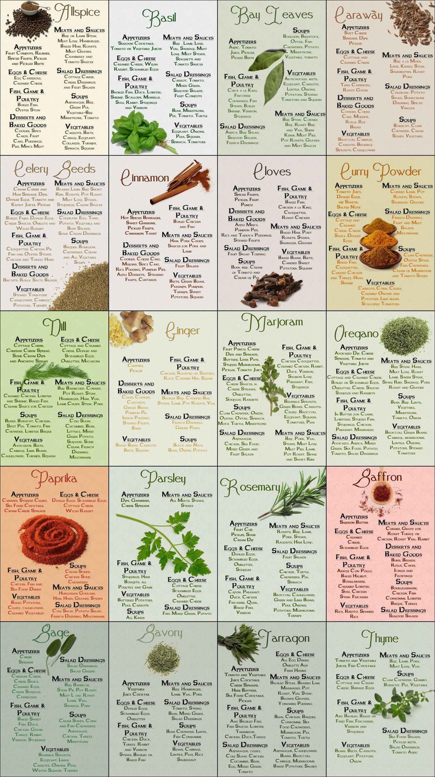Culinary Infographics #cookingtips