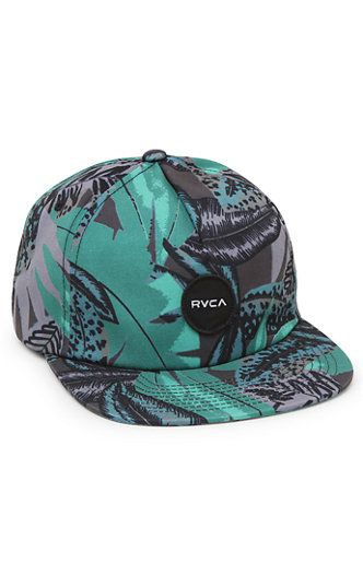 7c482a303b5 A PacSun.com Online Exclusive! RVCA constructs a quality men s strapback hat  found at
