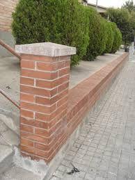 Resultado de imagen para jardineras fierro muro for Jardineras con bloques