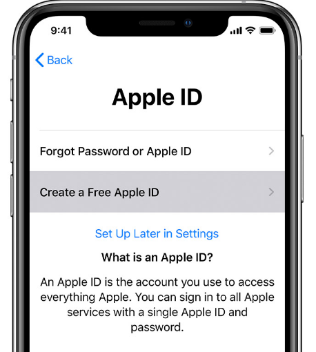 How To Create Apple Id On Pc User Guide Apple Support Apple Service What Is Iphone