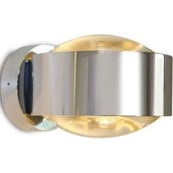 Photo of Top Light Puk Maxx Wall wall lamp, with clear lenses, gold-plated 24 carat Top Light
