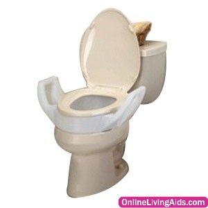 Briggs 1504 Elongated Toilet Seat Riser Elongated Toilet Seat Toilet Seat Toilet