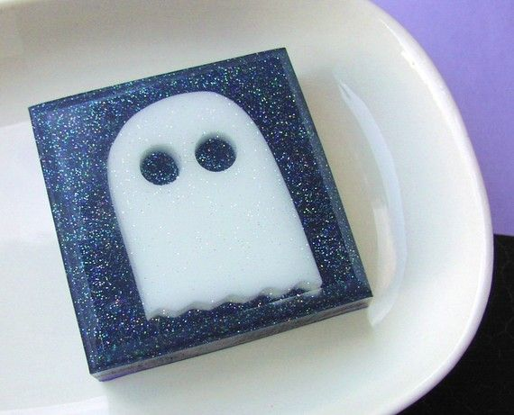 Ghost-on-a-Soap!