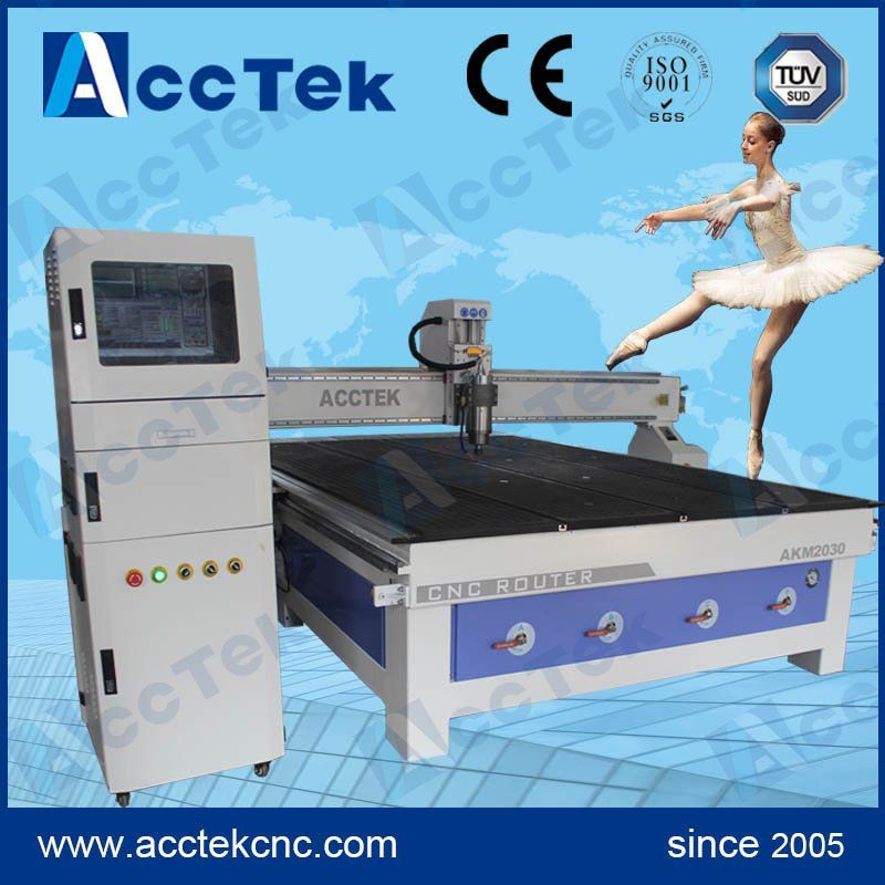 Akm2030 5 5kw 2000 3000mm Cnc Wood Embossing Machine Cnc Router
