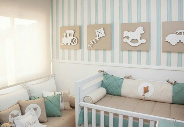 Decoracion Dormitorio Baby Pinterest Bebe Cuarto De Bebe Y - Decoracin-dormitorio-bebe
