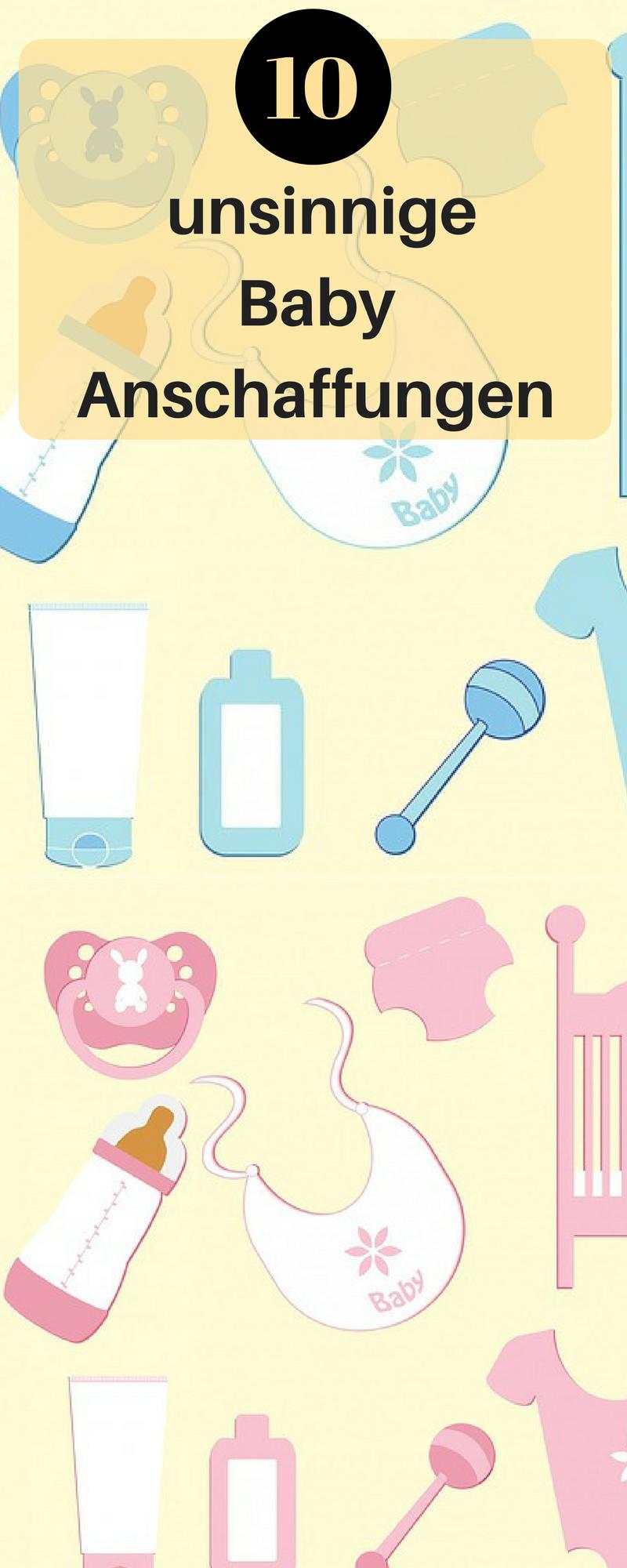 anschaffungen f rs baby meine top 10 der sinnlosen babyartikel mamablogger die pinterest. Black Bedroom Furniture Sets. Home Design Ideas