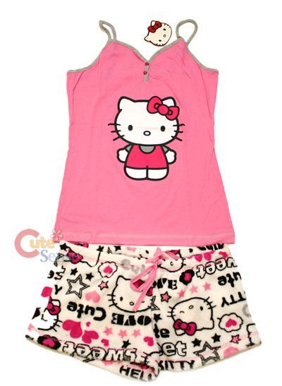 251dd56c9 Click to Enlarge Hello Kitty Clothes, Sanrio Hello Kitty, Pajama Set, Nice  Photos
