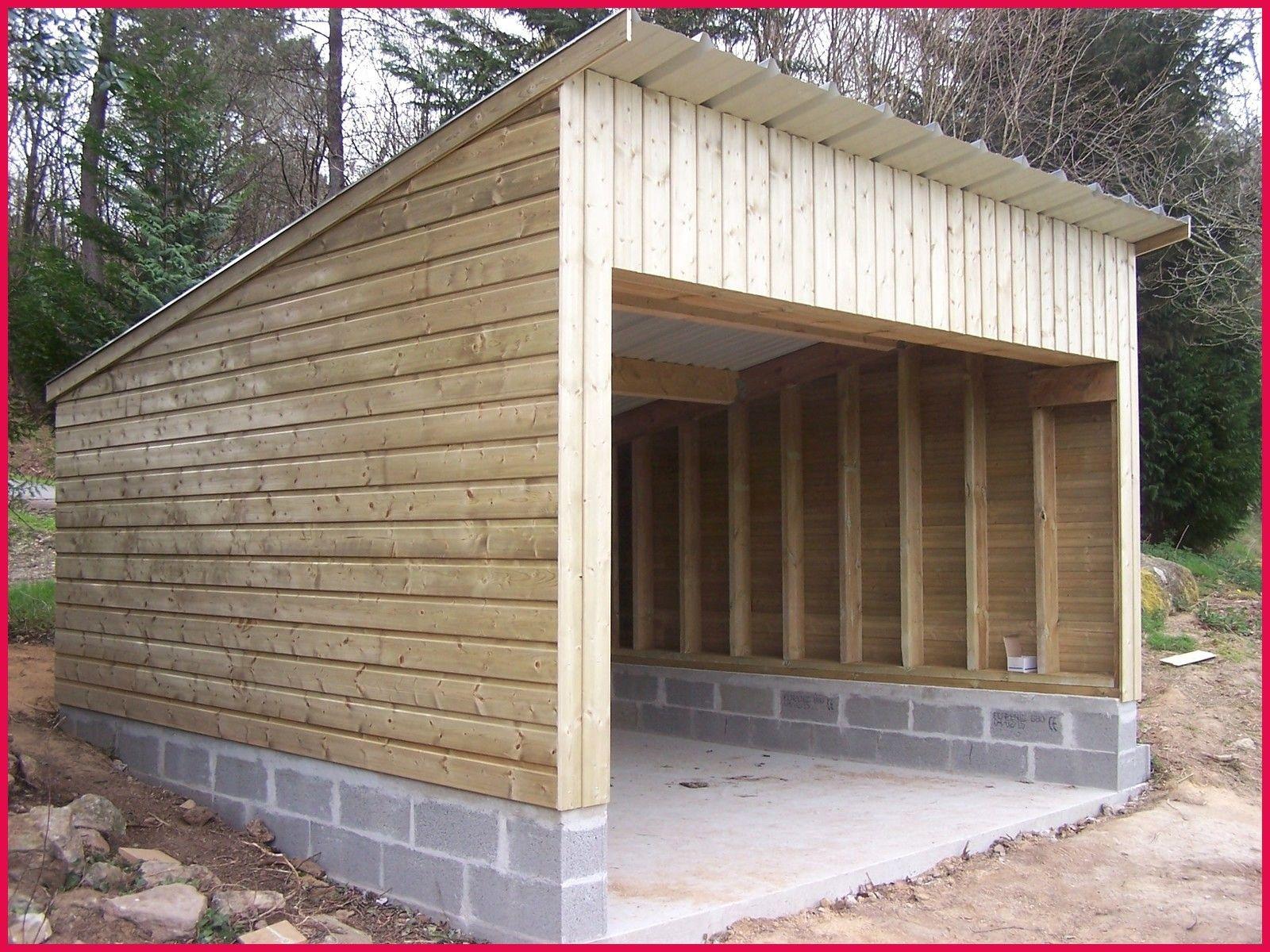 Garage Bois Ou Parpaing Sportsfactoryco Comment Construire Un Davidreed Co In 2020 Garage Backyard Sheds Diy Shed Plans