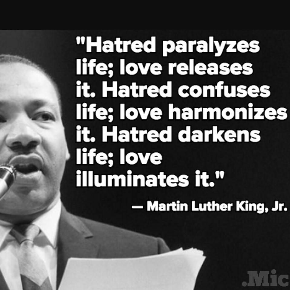 "Life Source Retreats - LSR on Instagram: ""Life is too short to waste it with anything other that love and happiness. Martin Luther King reminded us of that, and walked the walk.…"""