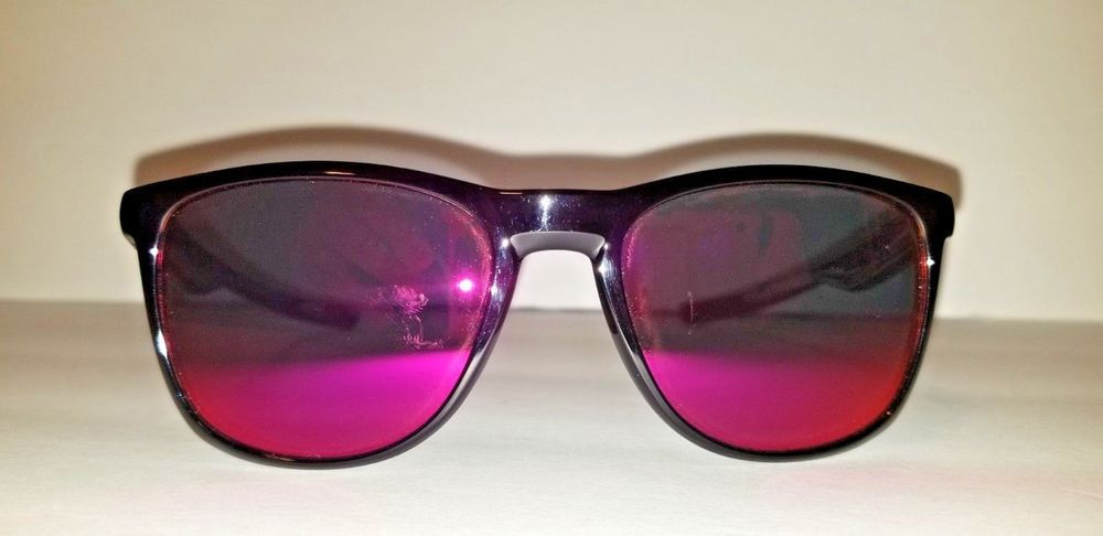 b644c3377d New Oakley Trillbe X Sunglasses Polished Black w  Ruby Iridium  fashion   clothing  shoes  accessories  mensaccessories   sunglassessunglassesaccessories ...