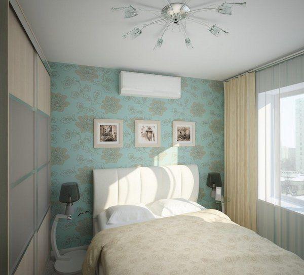 Small Bedroom Trendy Bedroom Wallpaper Designs