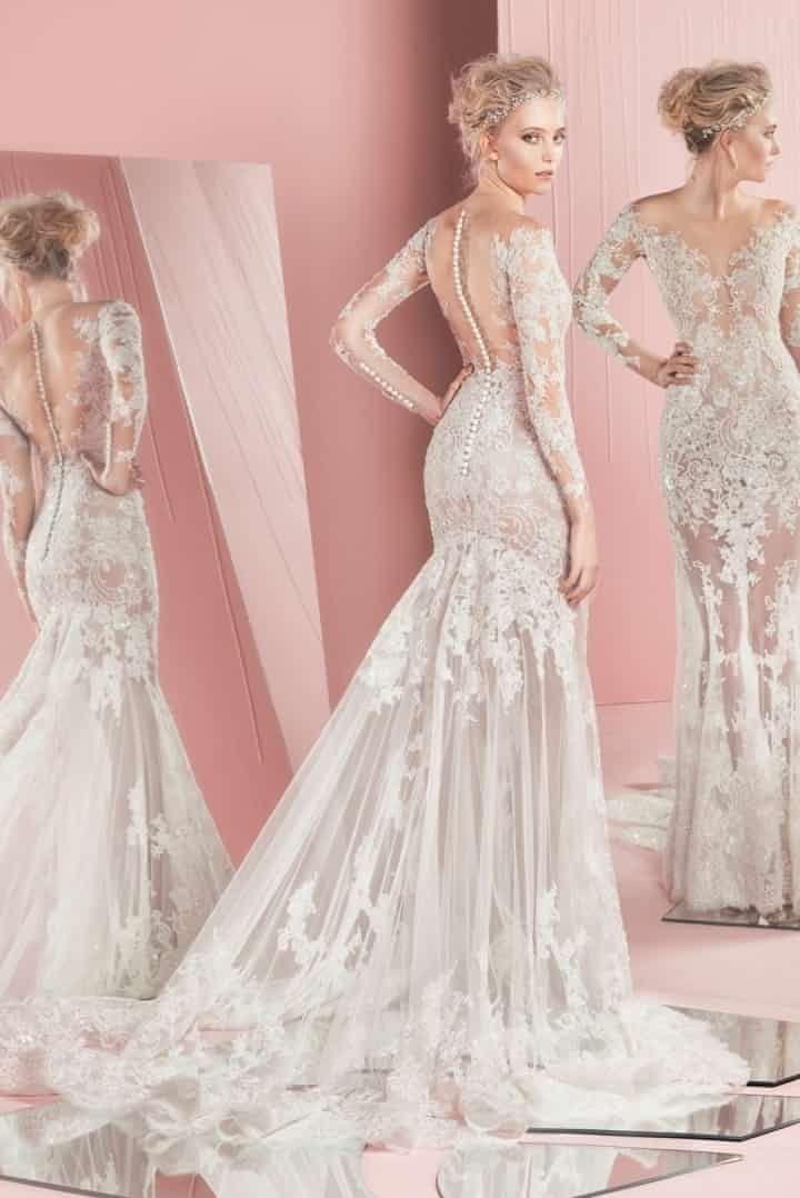 30 vestidos de novia 2017 corte sirena: Máxima seducción | Vestidos ...