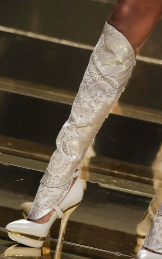 atelier versace shoes!
